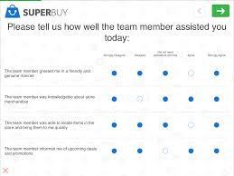 Free Customer Satisfaction Survey Template From Quicktapsurvey