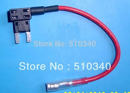 26pcs new add a circuit blade fuse tap piggy back mini blade car add-a-fuse adapter at How To Add A Fuse To A Car Fuse Box