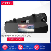 <b>70mai</b> Car DVR <b>Mirror</b> Parking-Monitor Car-Recorder <b>Dash</b>-Cam ...
