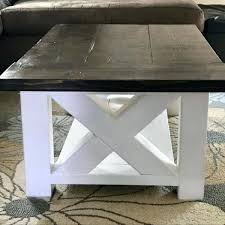 how to build a coffee table plan chunky farmhouse coffee credit diy pallet coffee table with