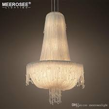 french style empire chandelier light crystal hanging res aluminum lamp dining room foyer chandeliers lighting 100 guarantee industrial chandelier
