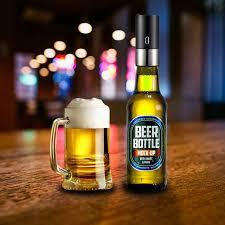 Bottle/Canner <b>Portable</b> Bottle <b>Beer</b> Foamer <b>Foam Maker</b> Bubbler ...