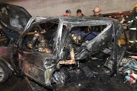 Horrific Car Crash And Fire Claims 3 Lives