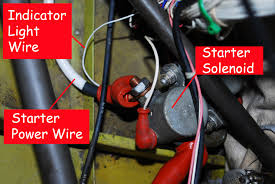 gm starter solenoid wiring solidfonts mini starter wiring diagram nilza net