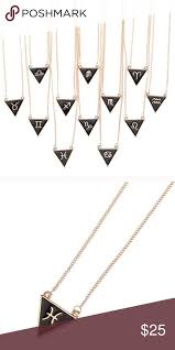 •<b>Zodiac</b> Necklace• Boutique | <b>Zodiac</b> necklaces, <b>Triangle</b> pendant ...
