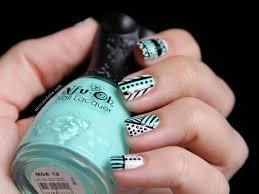 Mes ongles ethnico-géométrico-aztèque // Nail Art Pen (Models Own ...
