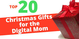 Christmas Gifts for Digital Moms 1 of 21