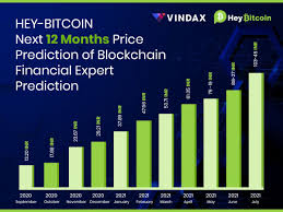 The movement in 2020 has made us adjust our predictions slightly. Heading Hey Bitcoin Next 12 Months Price Prediction Of Block Chain Financial Expert Prediction Bitcoin Predictions Financial