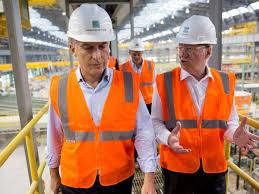 En medio del escándalo de los cuadernos, Mauricio Macri va con Paolo Rocca  a Vaca Muerta - Infobae