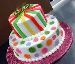Easy Cake Design For Girls