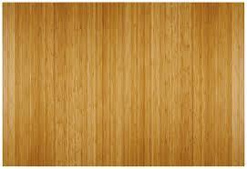 anji mountain bamboo rug co natural bamboo deluxe roll up chairmat no lip 48x72 natural