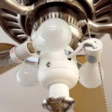 ceiling fan light kit bulbs