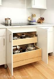 roll out kitchen drawers pull out cabinet tray easy view pantry drawers roll out shelves for