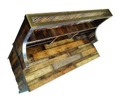 industrial reclaimed furniture. Industrial Reclaimed Wood Desk With Hutch - Top View Furniture A