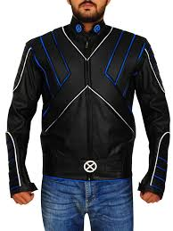 x men cyclops james marsden cosplay leather jacket