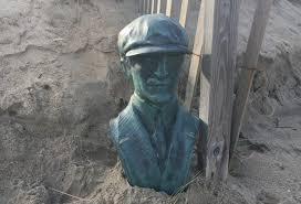Update Orville Wright Bust Found On Kill Devil Hills Beach