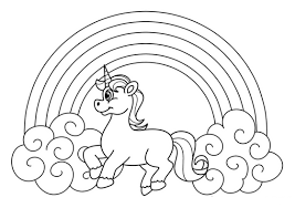 We have made a large collection of high quality unicorn coloring pages for printing. Unicorn Coloring Pages Free Printable Coloring Pages For Kids