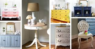 New furniture ideas Wood 28 Fabulous Painting Ideas To Give Your Furniture Whole New Look Thesynergistsorg 28 Best Furniture Painting Ideas And Designs For 2019