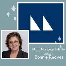 Motto Mortgage Infinity - Motto Mortgage Infinity Welcomes Bonnie ...