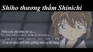 Conan và Haibara:Khoảnh khắc hé lộ tình cảm của Haibara dành cho Conan,Shiho  giận hờn vu vơ Shinichi - YouTube