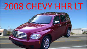 Used Chevrolet HHR Review - YouTube