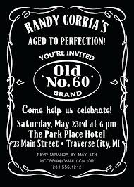 40th Birthday Invitations Free Templates