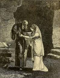 romeo and juliet examination questions and answers the friar and juliet from an illustration of shakespeare by branston 1800