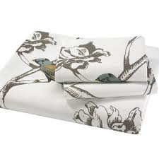 chinoiserie duvet covers by dwell