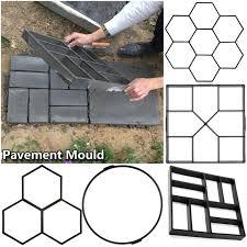 floor pavement diy garden path cement