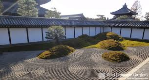 Small Picture The Art of Gravel Pattern in the Japanese Garden Real Japanese
