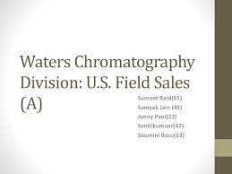 Waters Chromatography Division