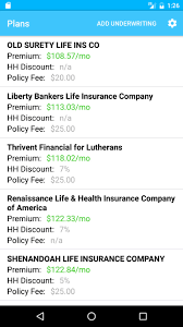 Medical expenses part b coinsurance (generally 20% of medicare approved expenses). Abc Medicare Plans Quoting For Android Apk Download