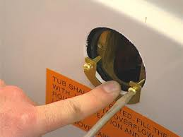 How To Repair Bathtub Overflow Drain Gasket — The Homy Design