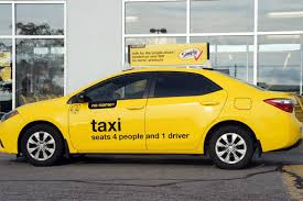 Taxi Advertising And Design Toronto Canadas No Name Brand Launches Its Largest Ad Campaign