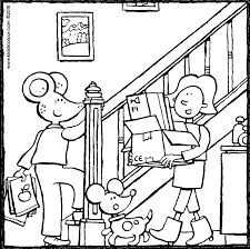Meubels Kleurprenten Pagina 2 Van 3 Kiddicolour