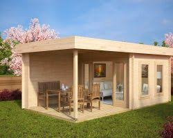 diy garden office. Contemporary Garden Log Cabin With Veranda Lucas E Diy Office