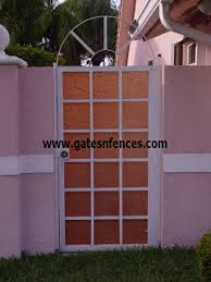 modern metal gate. Modetrn Design Garden Gate In Aluminum With Or Without Backing Any Color Modern Metal