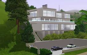 house plans with a view. Multi Story Hillside House Plans Pictures With View HomesCorner Com A