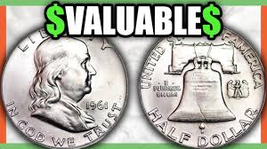 Franklin Half Dollars Worth Money Valuable Silver Coins To Look For