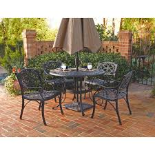round outdoor dining sets. Home Styles Biscayne 5 Piece 48\ Round Outdoor Dining Sets ,