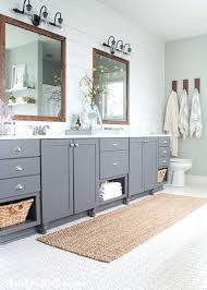 black white bath rug bathroom and pleasurable chevron
