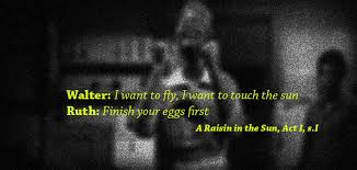 a raisin in the sun essays characterization of walter in a raisin  american dreams deferred finding home in a raisin in the sun raisin in the sun