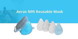 Aeras <b>N95 Reusable Mask</b>