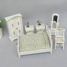 kids dollhouse furniture. a0606 112 doll house miniature luxury children toy dollhouse furniture wooden room kids u