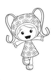 Kids N Funcom 9 Coloring Pages Of Team Umizoomi