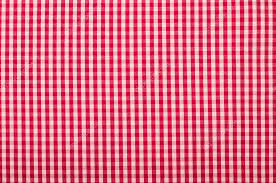 Tablecloth Pattern Cool Symmetric Square Check Tablecloth Pattern Red And White Little