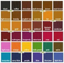 Fiebings Suede Dye Color Chart Angelus Leather Permanent Liquid Dye Color Shoe Saddle Purse