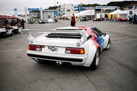 BMW 5 Series bmw m1 rear : BMW M1 Group 4 ProCar Track Test - Motor Trend