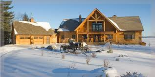 Small Picture Treetop Log Homes is a Log Cabin Builder in Michigan Indiana