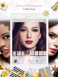 screenshot 2 for youcam makeup magic selfie cam